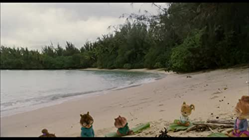 Playing around while aboard a cruise ship, the Chipmunks and Chipettes accidentally go overboard and end up marooned in a tropical paradise. They discover their new turf is not as deserted as it seems.