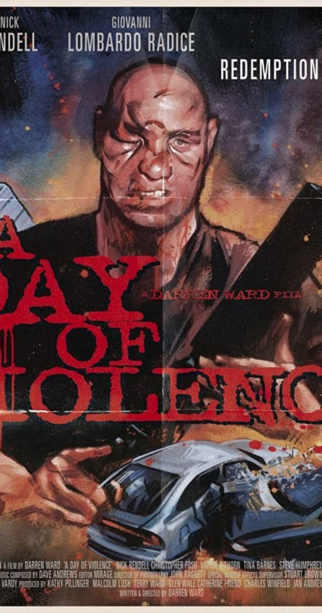 Subtitle of A Day of Violence