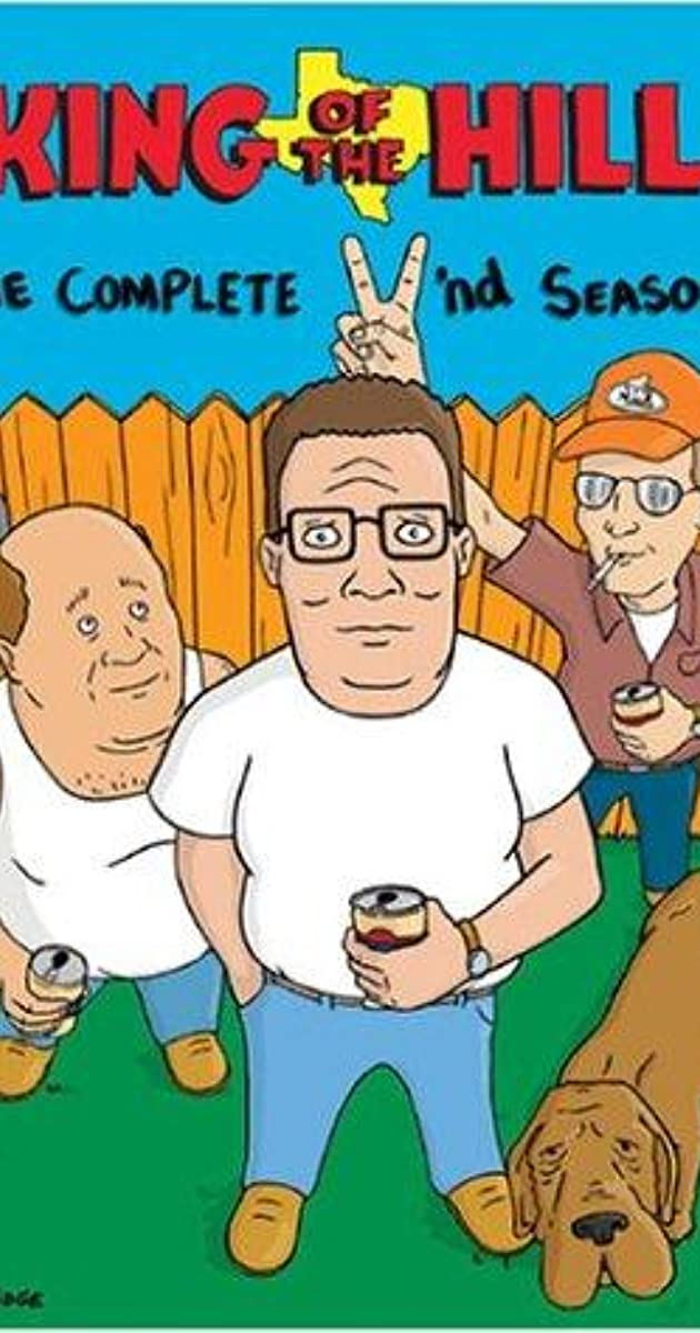 King Of The Hill The Unbearable Blindness Of Laying Tv Episode