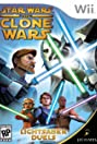 Star Wars: The Clone Wars: Lightsaber Duels (2008) Poster