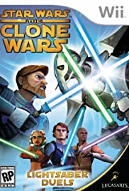 Star Wars: The Clone Wars: Lightsaber Duels Poster