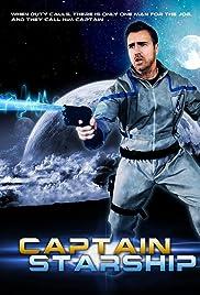 Captain Starship Poster