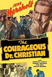 The Courageous Dr. Christian Poster