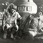 Judd Nelson and Elizabeth Daily in Fandango (1985)