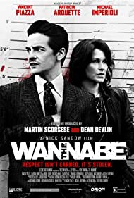 Patricia Arquette and Vincent Piazza in The Wannabe (2015)