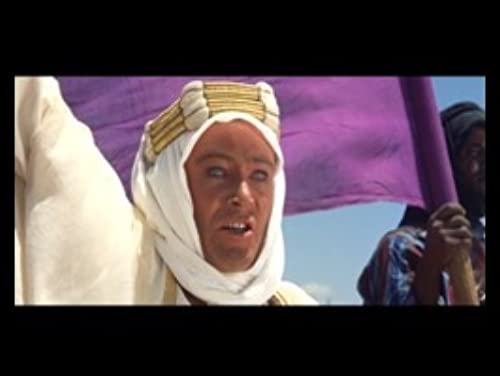 Lawrence of Arabia: [The 50th Anniversary Blu-Ray]