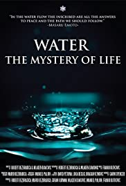 Water the Mystery of Life Poster