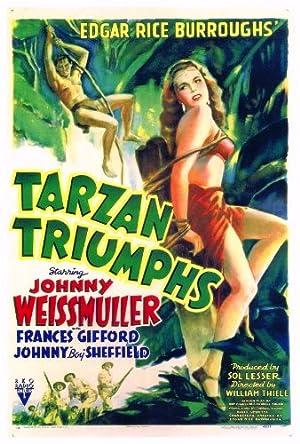 Tarzan Triumphs 1943 9