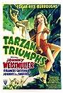 Tarzan Triumphs (1943) Poster