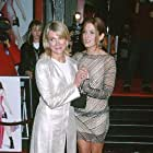 Sandra Bullock and Candice Bergen at an event for Miss Congeniality (2000)