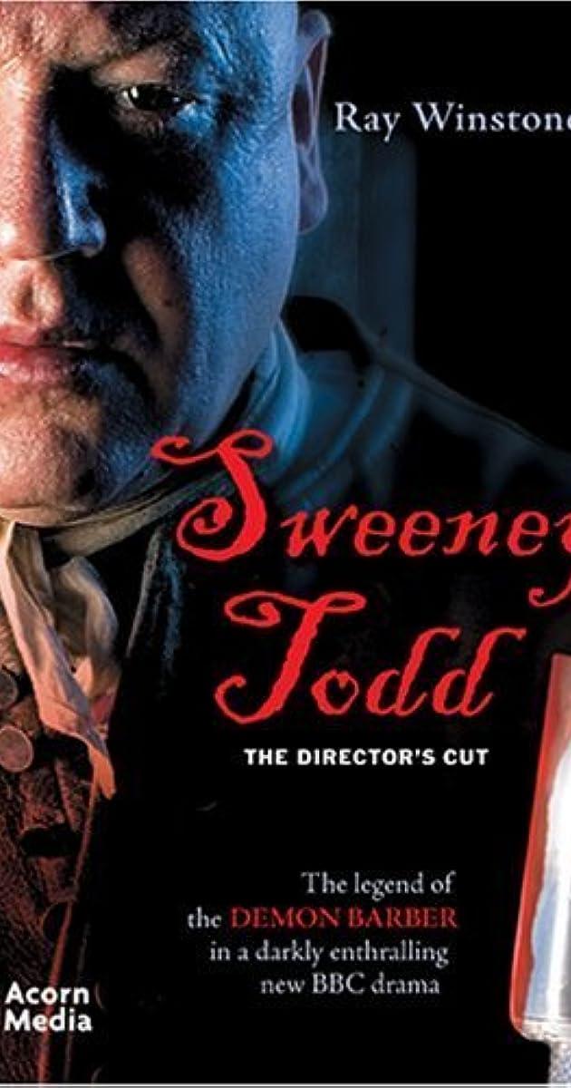 Sweeney Todd Tv Movie 2006 Imdb