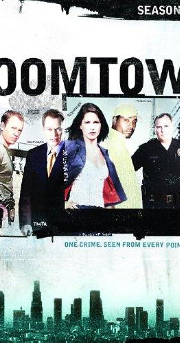 Boomtown Tv Series 20022003 Imdb