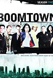Boomtown Poster - TV Show Forum, Cast, Reviews