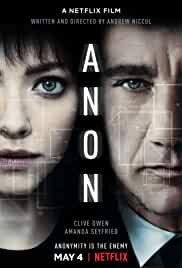 Watch Movie Anon (2018)