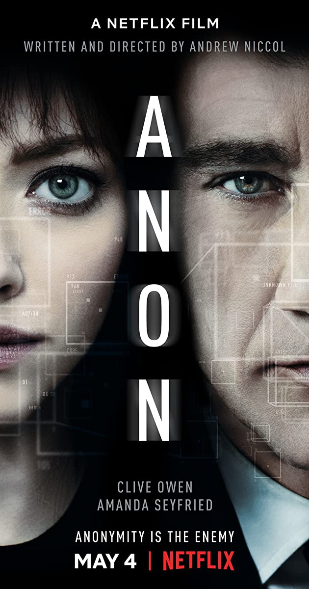 Anon (2018) - Anon (2018) - User Reviews - IMDb