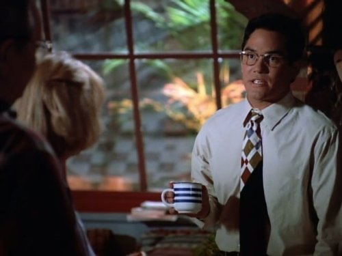 Dean Cain in Lois & Clark: The New Adventures of Superman (1993)