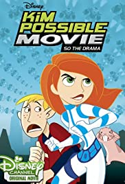Kim Possible: So the Drama (2005) Poster - Movie Forum, Cast, Reviews