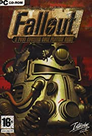 Fallout: A Post-Nuclear Role-Playing Game Poster