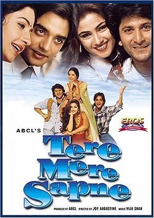 Chandrachur Singh Tere Mere Sapne Movie