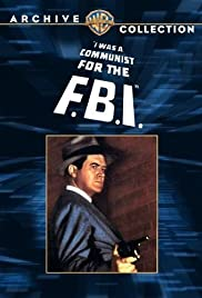 I Was a Communist for the F.B.I. Poster
