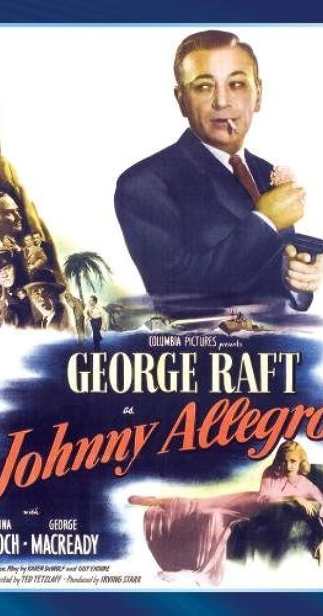 Johnny Allegro (1949)