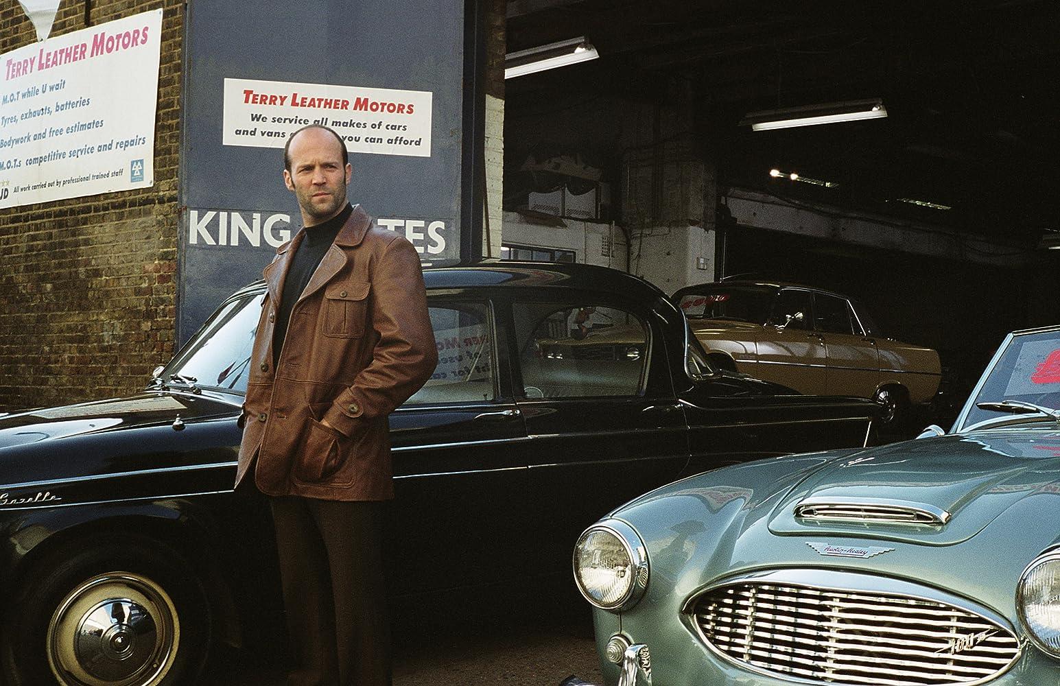 Jason Statham in The Bank Job (2008)