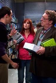 Ronald Hunter and Jim Parsons in The Big Bang Theory (2007)