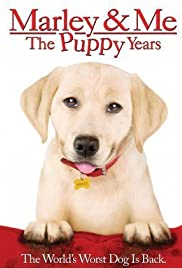 Marley & Me: The Puppy Years Poster