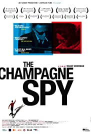 The Champagne Spy Poster