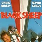 Chris Farley and David Spade in Black Sheep (1996)
