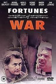 Martin Sheen, Michael Nouri, and Matt Salinger in Fortunes of War (1994)