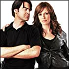 Ron Livingston and Rosemarie DeWitt in Standoff (2006)