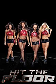 Valery M. Ortiz, Katherine Bailess, Logan Browning, and Taylour Paige in Hit the Floor (2013)