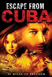 Escape from Cuba Poster