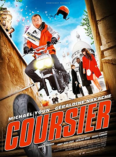 Poster of Coursier 2010 Dual Audio 720p Download