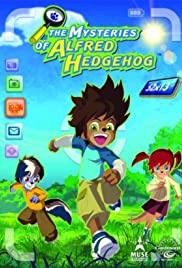 The Mysteries of Alfred Hedgehog Poster