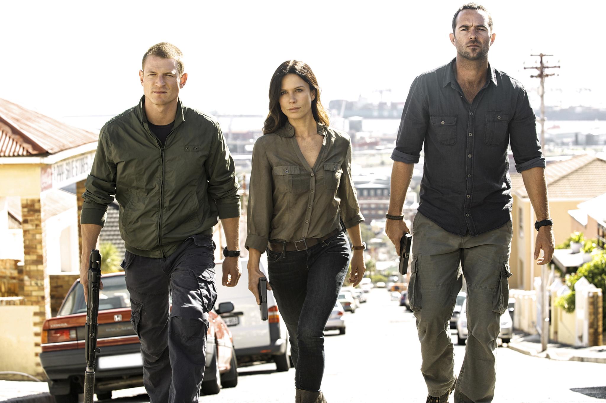 Strike Back: Vengeance, Part 5   Season 3   Episode 5