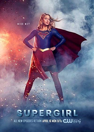 Supergirl Season 4 HDTV 480p, 720p & 1080p