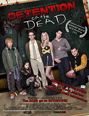 Where to stream Detention of the Dead