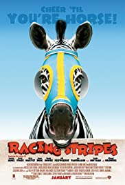 Racing Stripes Poster