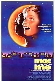 Mac and Me Poster
