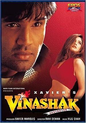Rajkumar Santoshi Vinashak - Destroyer Movie