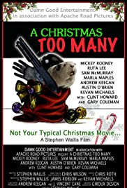 A Christmas Too Many Poster