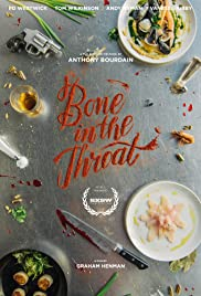 Bone in the Throat Poster