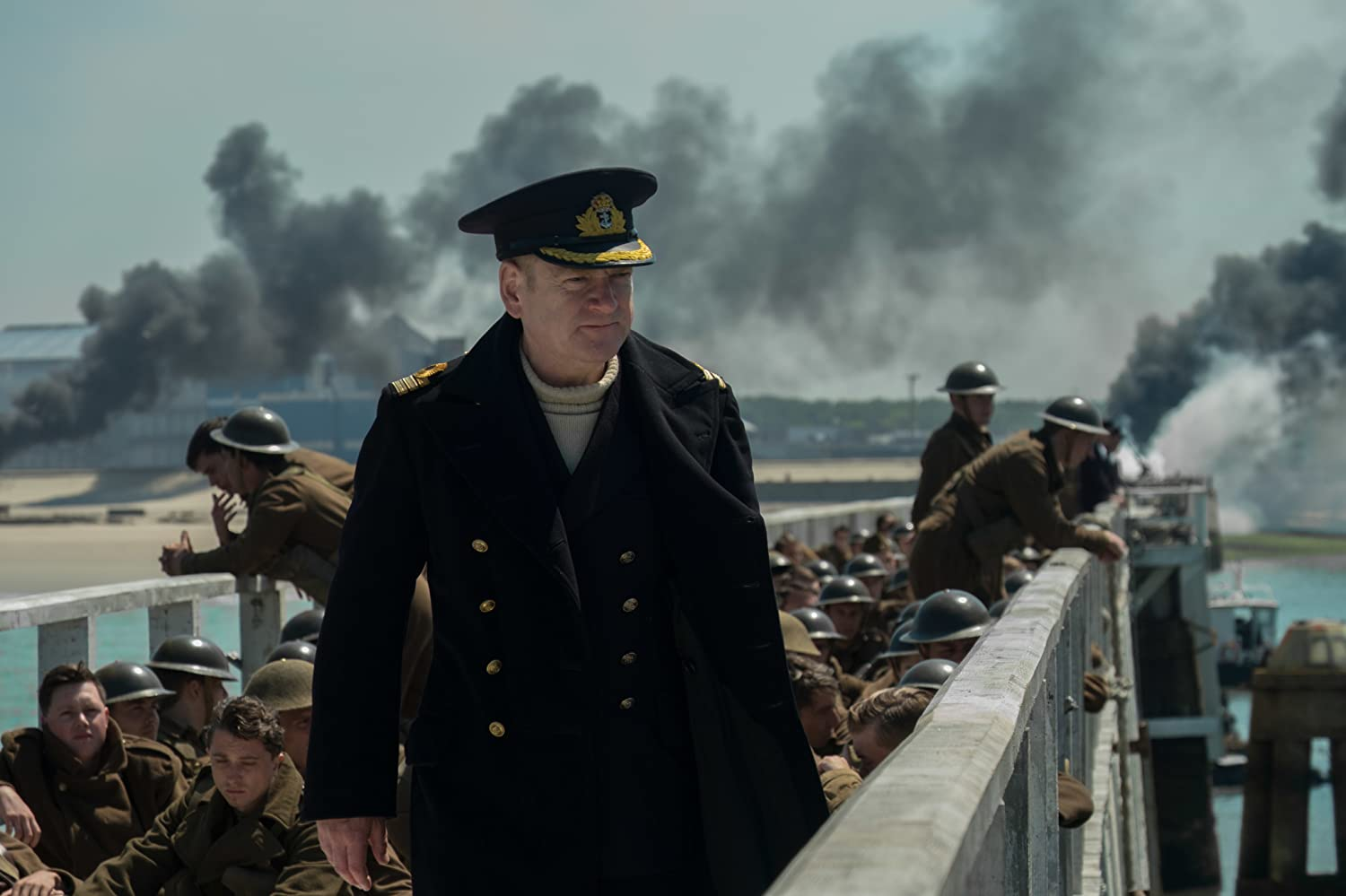 Kenneth Branagh in Dunkirk (2017)