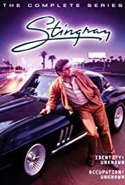 Stingray Poster - TV Show Forum, Cast, Reviews