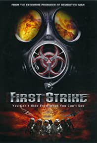 Primary photo for First Strike