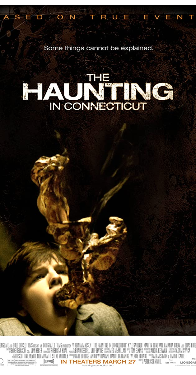Subtitle of The Haunting in Connecticut