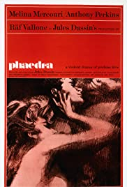 Phaedra (1962) Poster - Movie Forum, Cast, Reviews