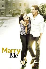 Ken Marino and Casey Wilson in Marry Me (2014)